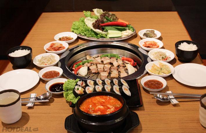 Quán nướng Hàn Quốc Mr.Bbq quận 7