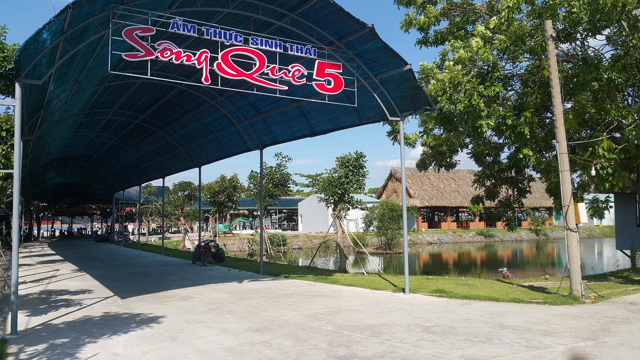 Nhà hàng Sông Quê 5