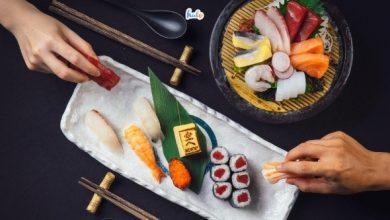Quán sushi quận 1