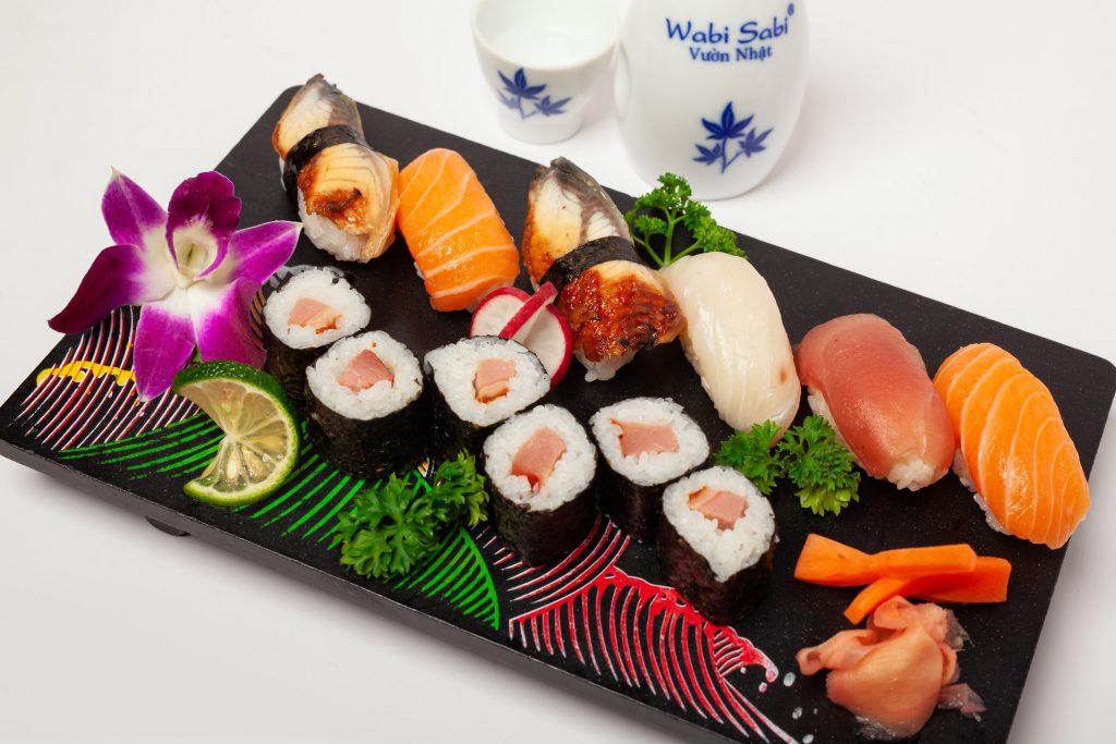 Wabi Sabi Japanese Restaurant Hanoi