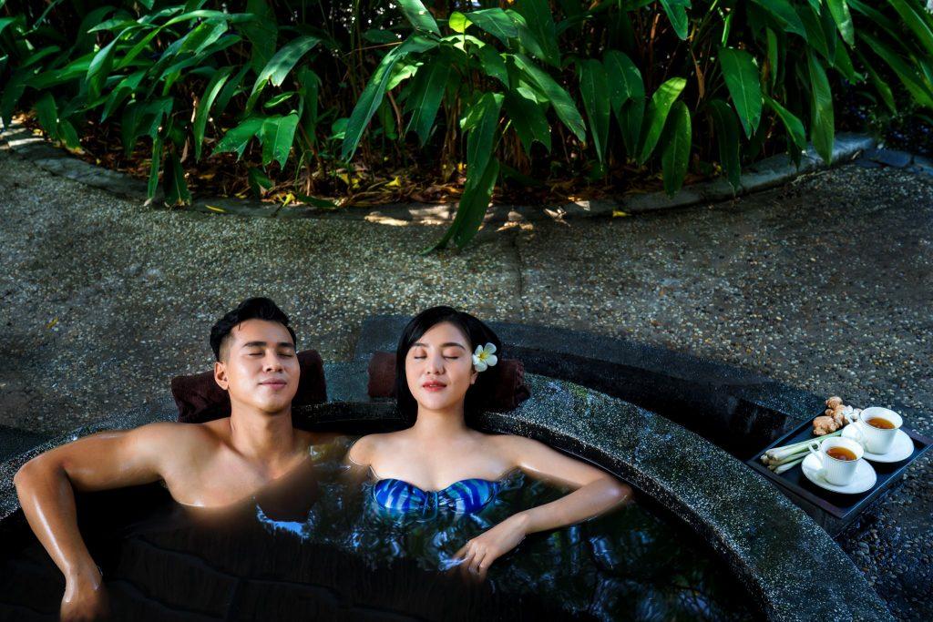 Khu du lịch Suối khoáng nóng Bình Châu 4
