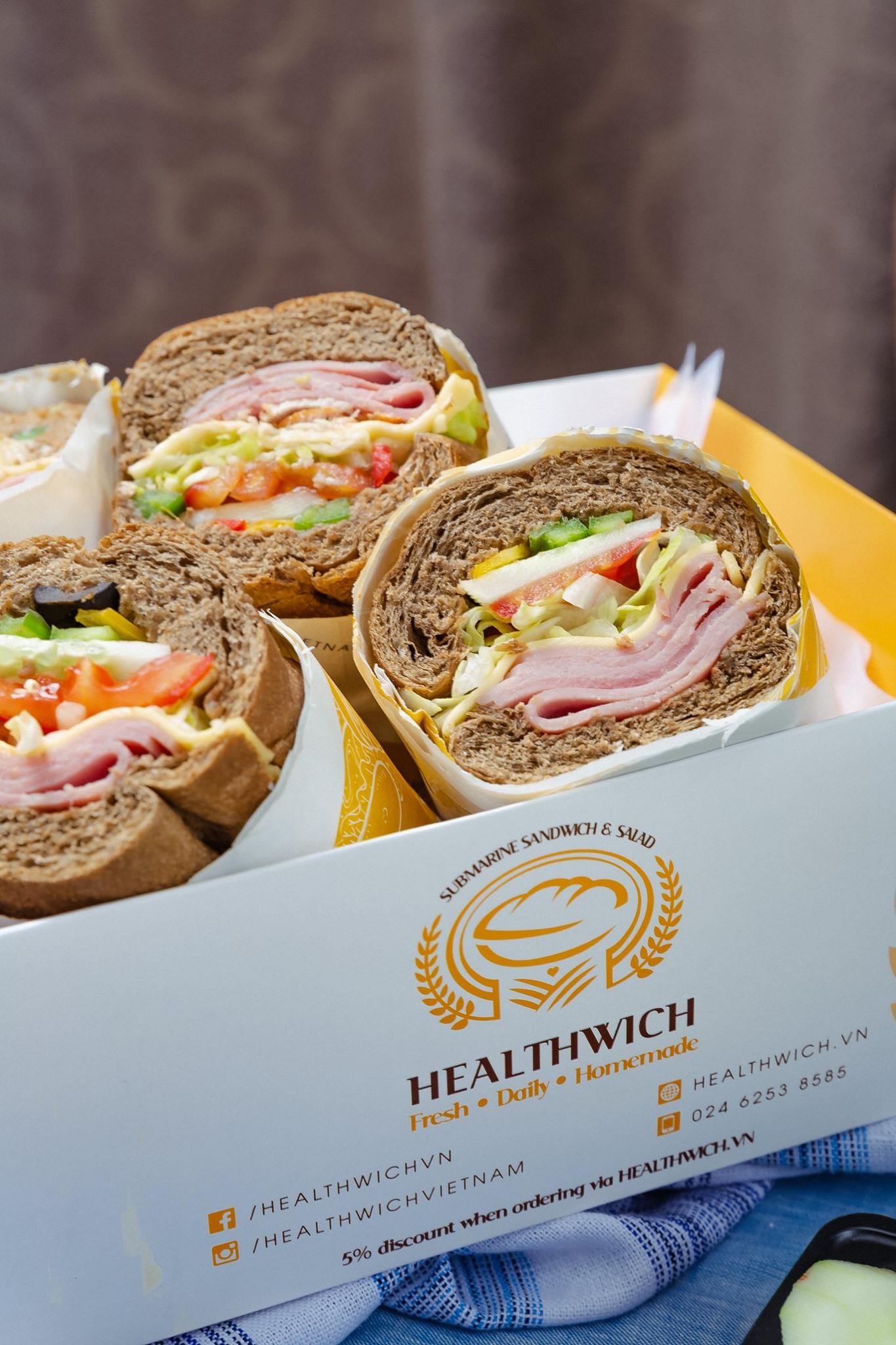 healthwich sang ngoc van