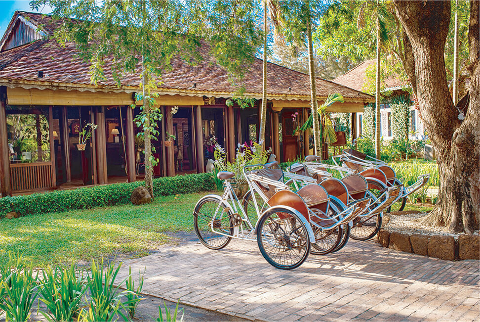 resort Ho Tram view dep 3