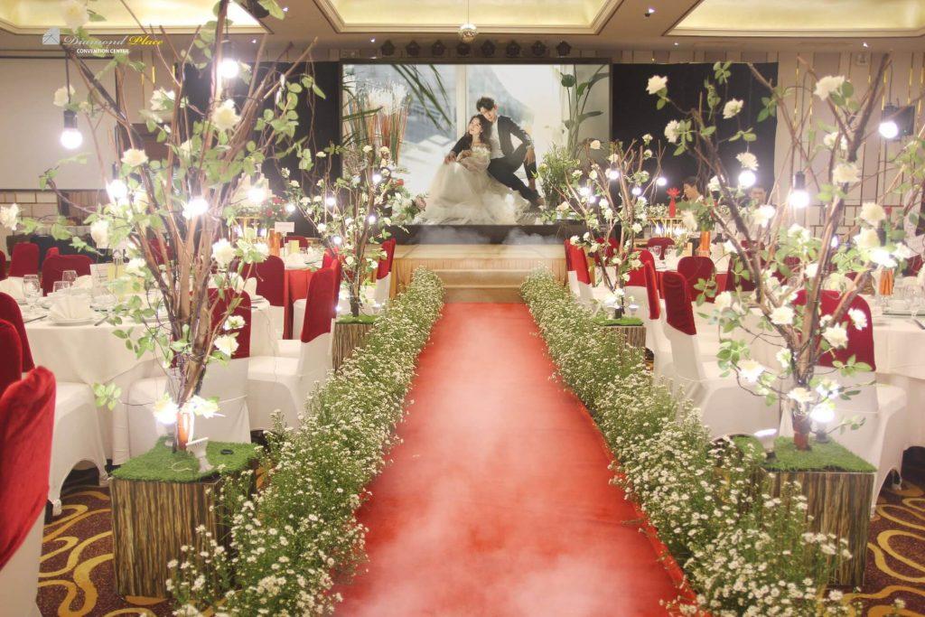 Danh sách nhà hàng tiệc cưới tpHCM