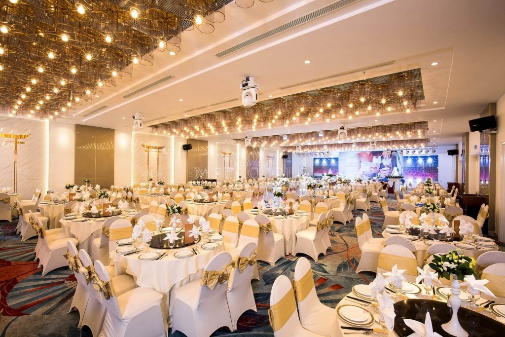 Danh sách nhà hàng tiệc cưới Sài Gòn