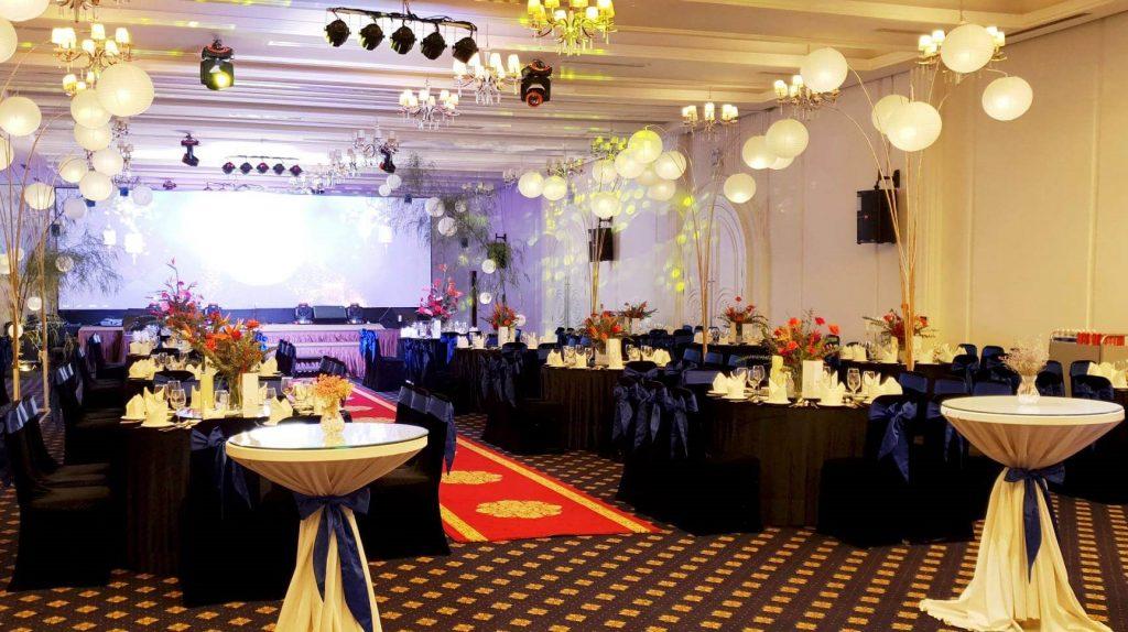 Danh sách nhà hàng tiệc cưới
