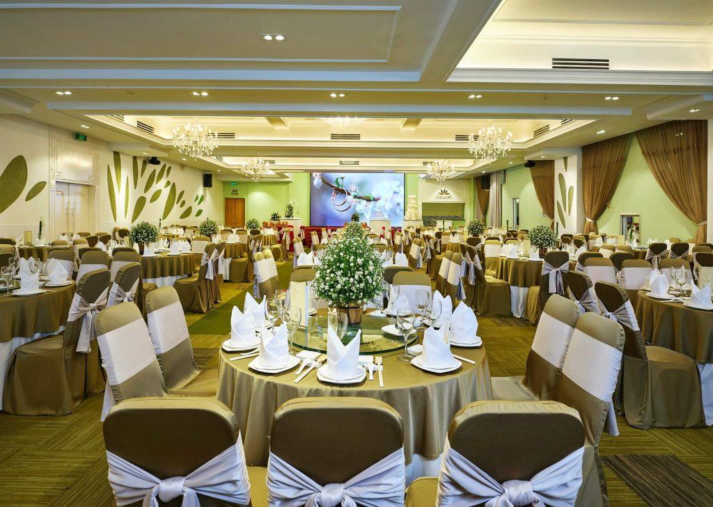 Danh sách nhà hàng cưới tpHCM