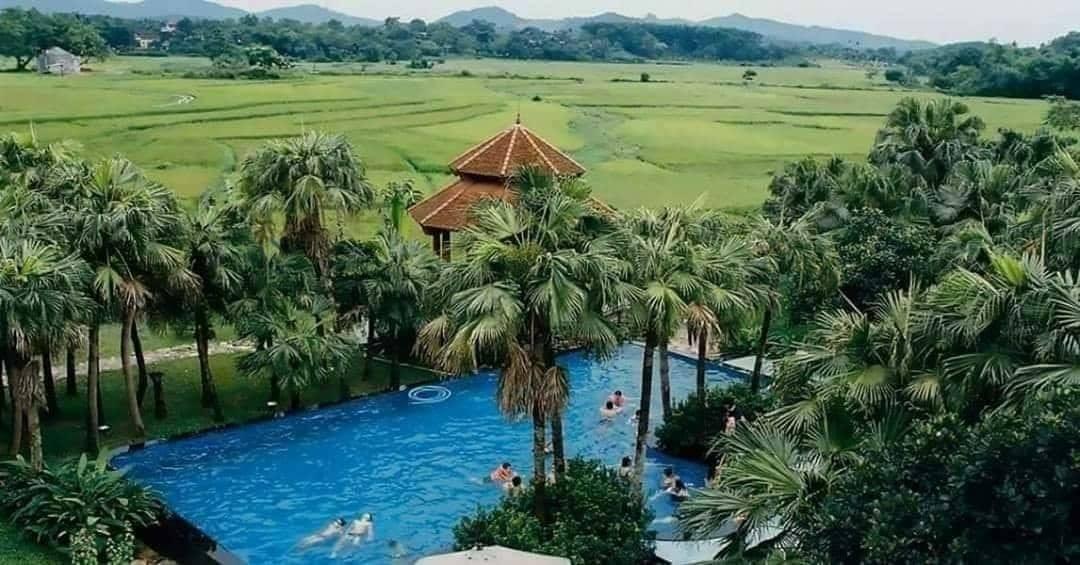 be boi family resort ba vi