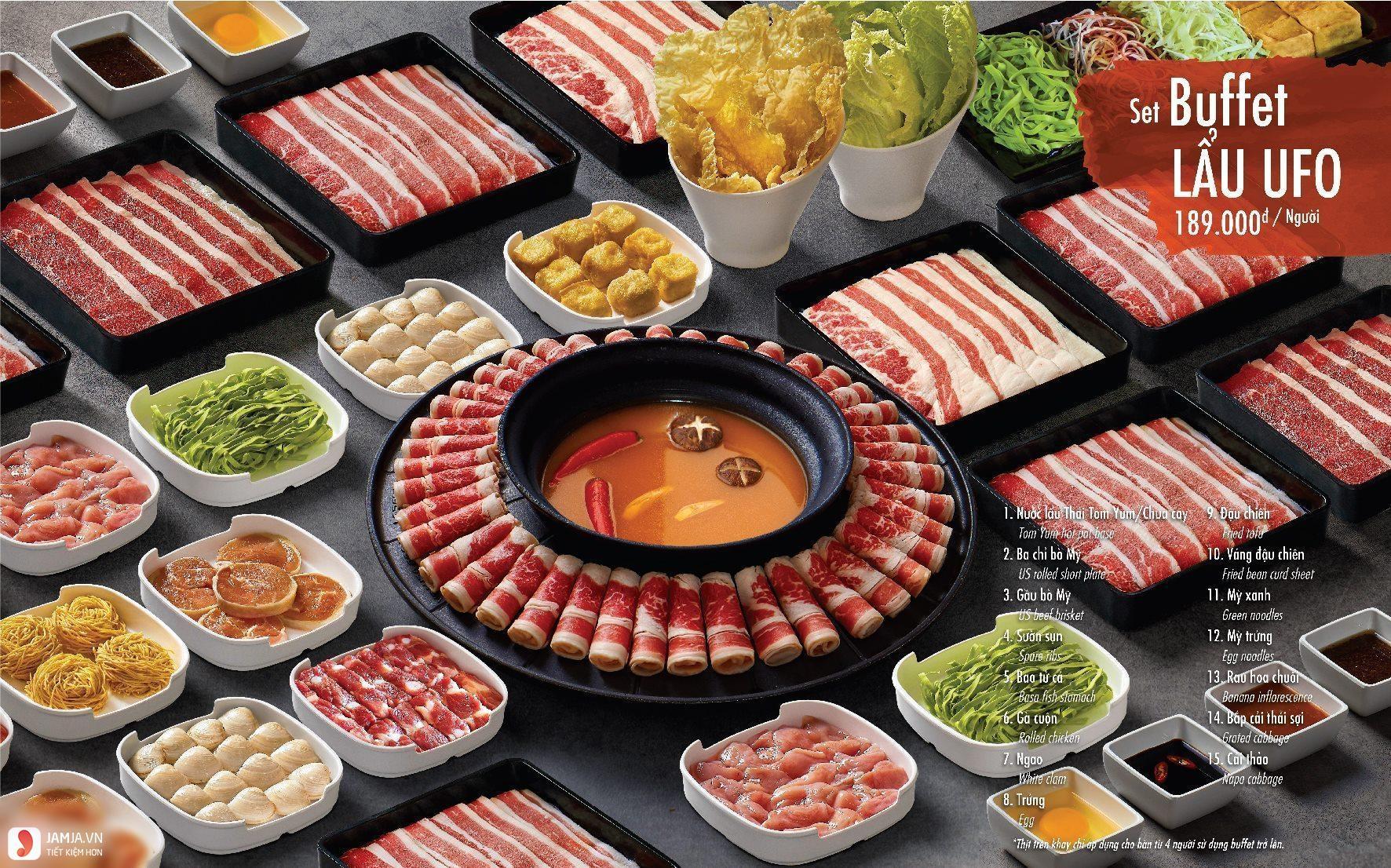 food house lau thai ngon sai gon