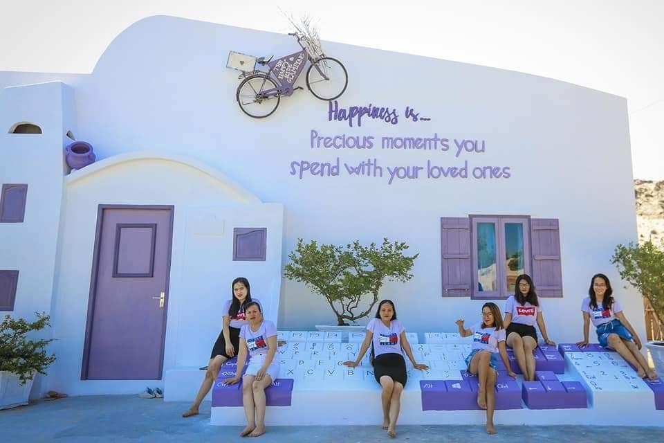 the happy ride homestay binh thuan