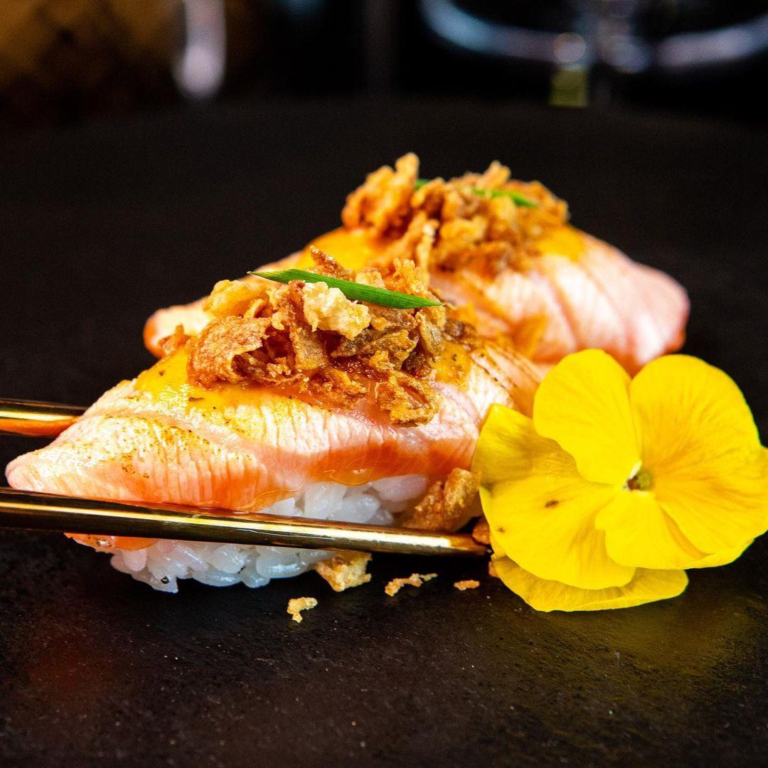 sushi bang chuyen ha noi