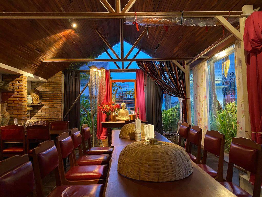 nhà hàng món Việt sang trọng ở quận 1
