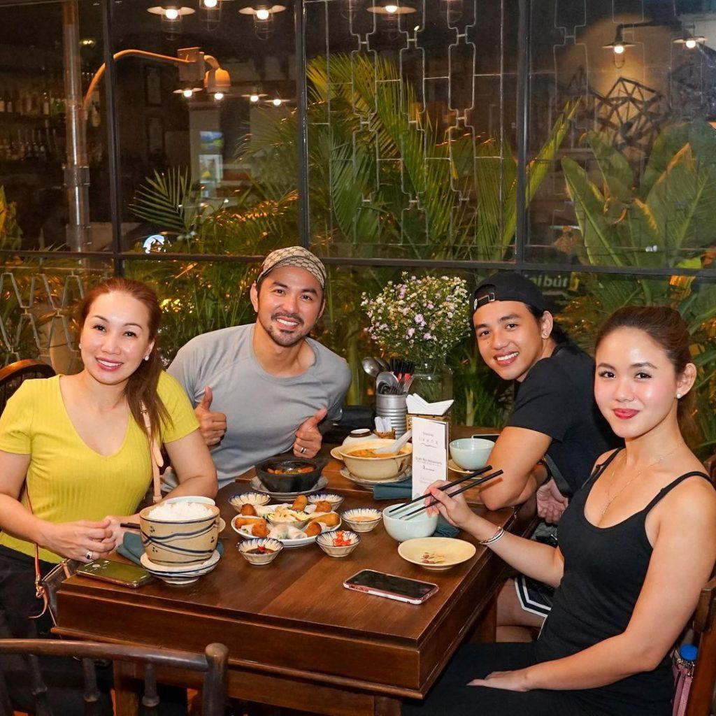 nhà hàng món Việt quận 1