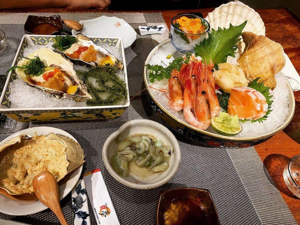 quán sushi hcm