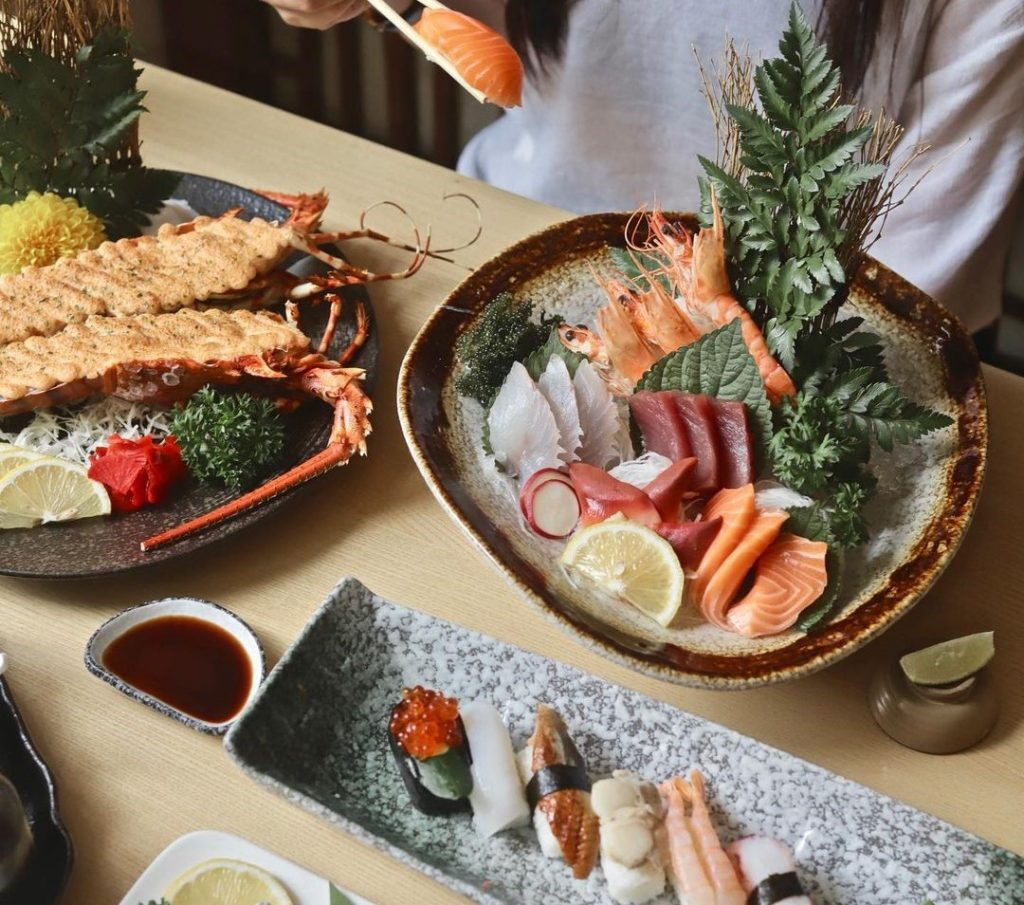 sushi quận 1