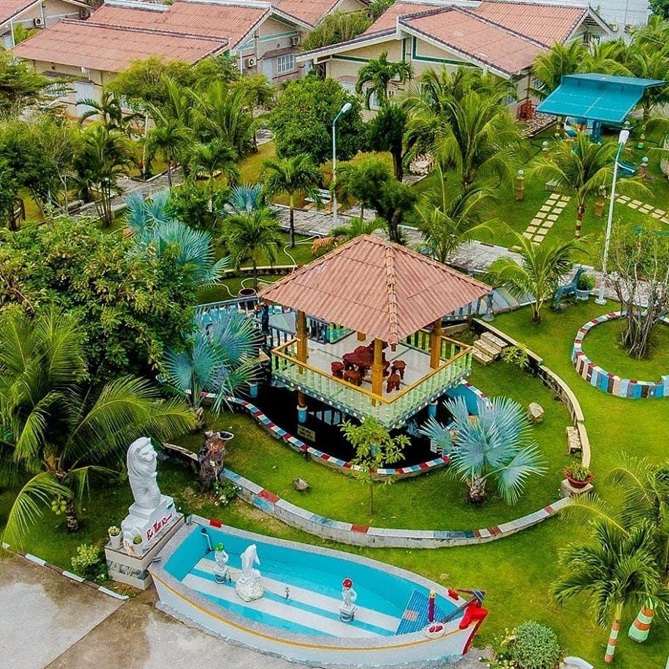 resort lagi