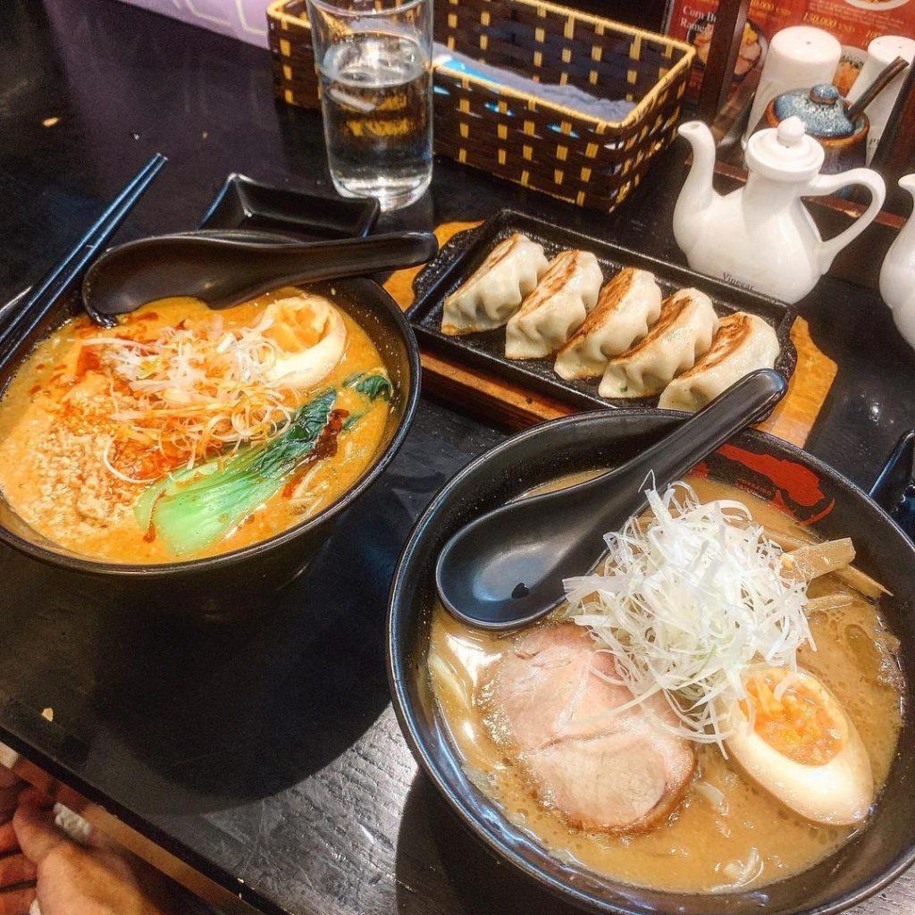 reviewbyin Hokkaido Ramen Oyama