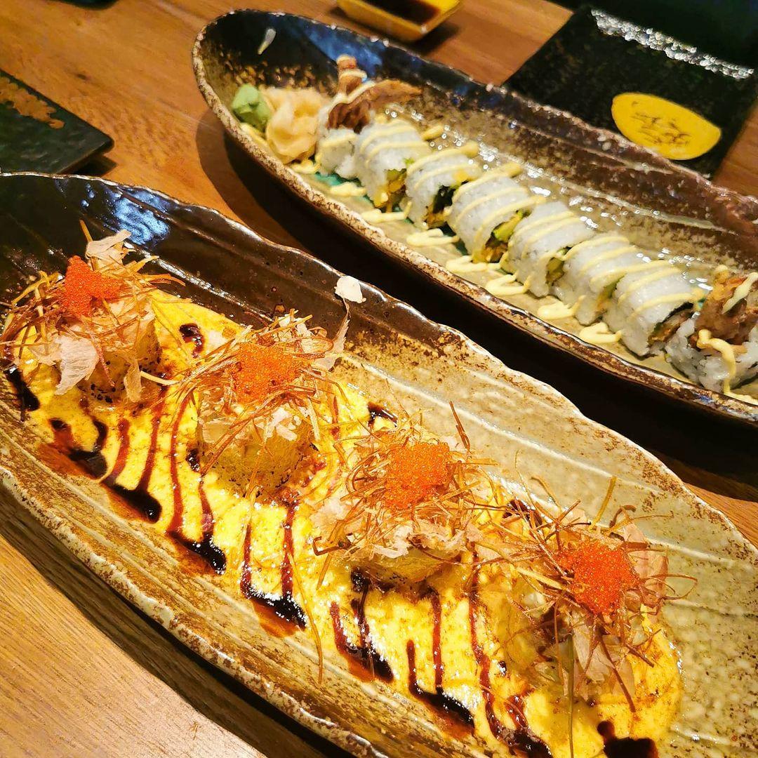 sushi bang chuyen ha noi dozo