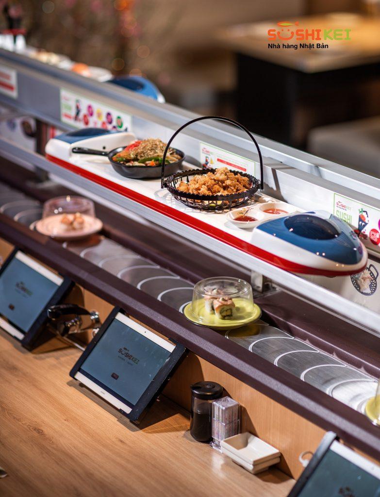 sushi bang chuyen kei
