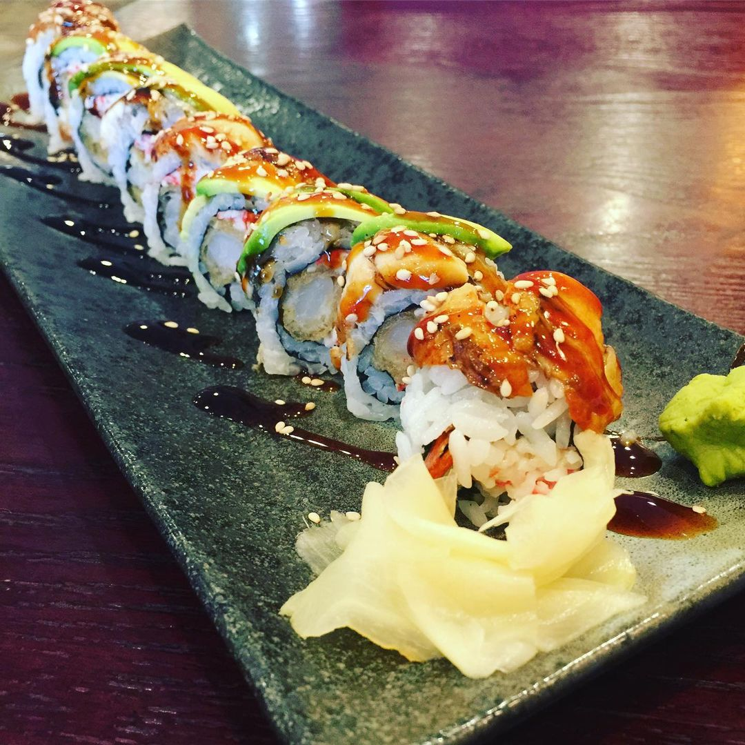 sushi bang chuyen ha noi kimono