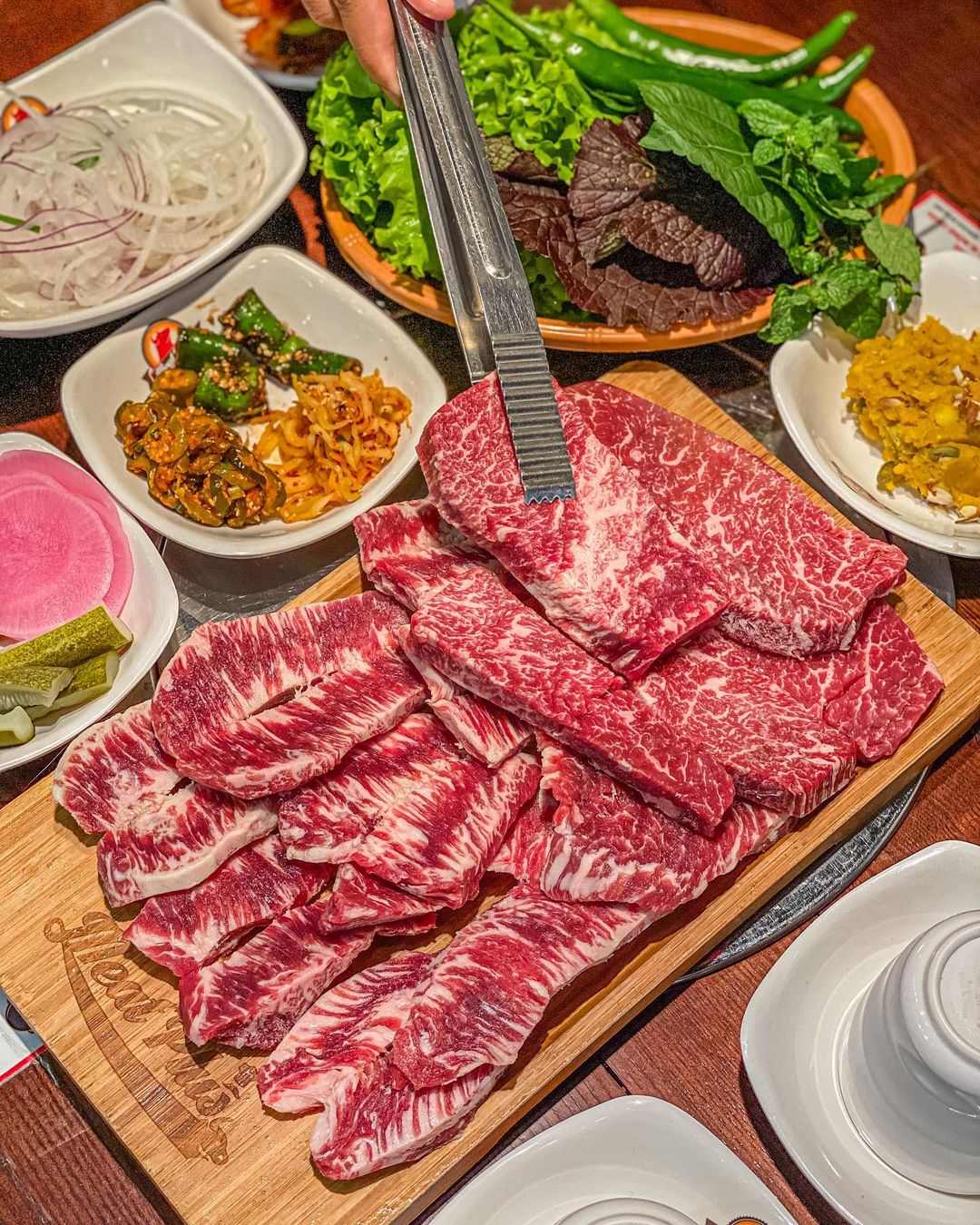 meat plus giang vo