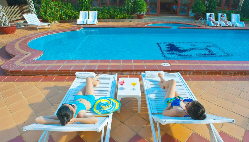 Resort gia re tai Phuoc Hai 6