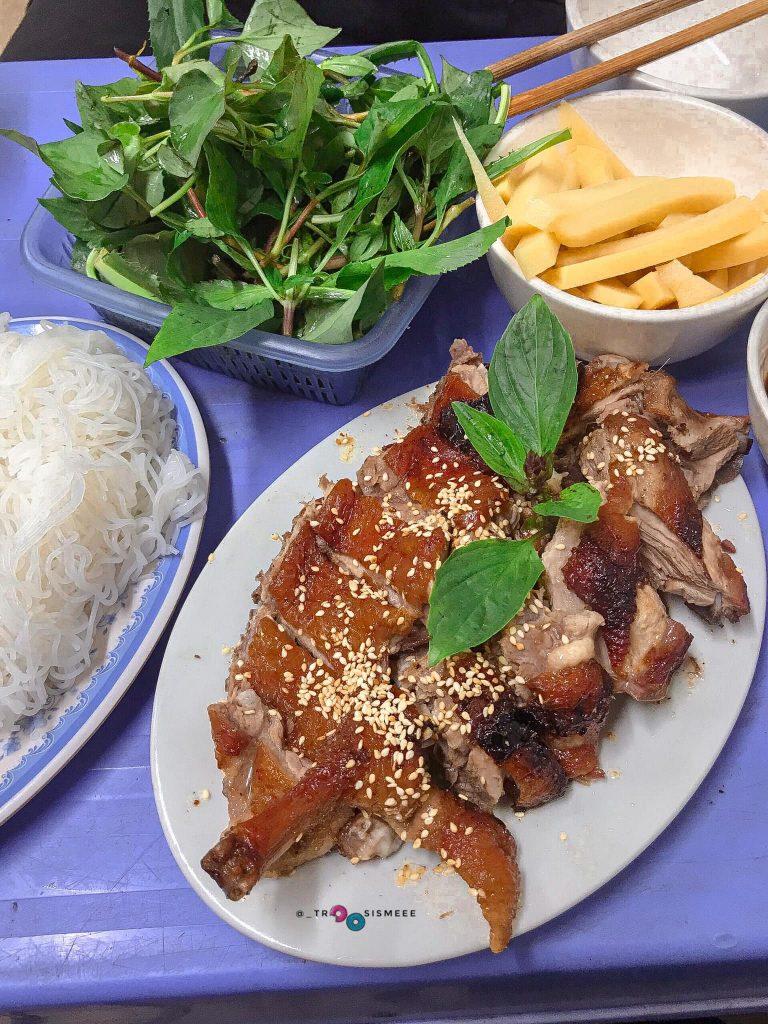 vit nuong cho thai ha