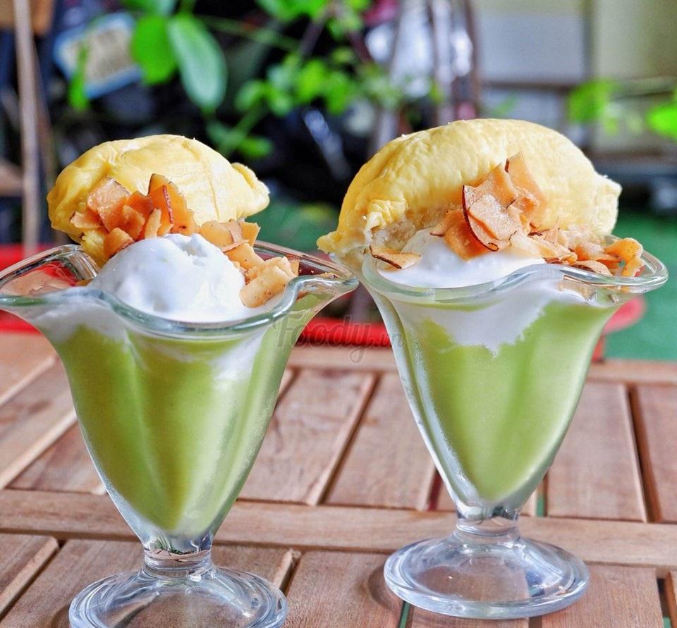 Co Thanh - Che sau kem bo