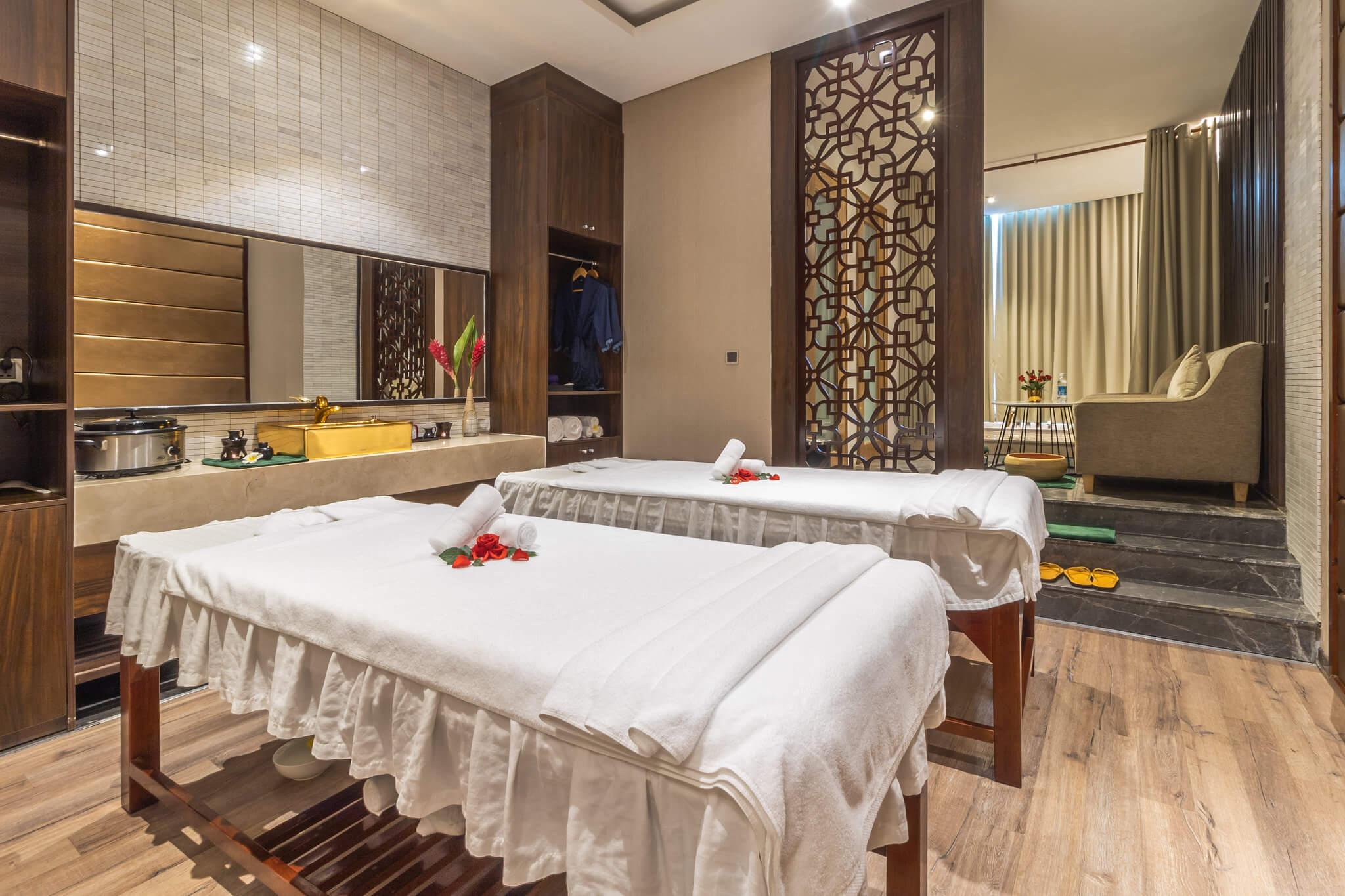 Golden Luxury Spa Danang Golden Bay Hotel