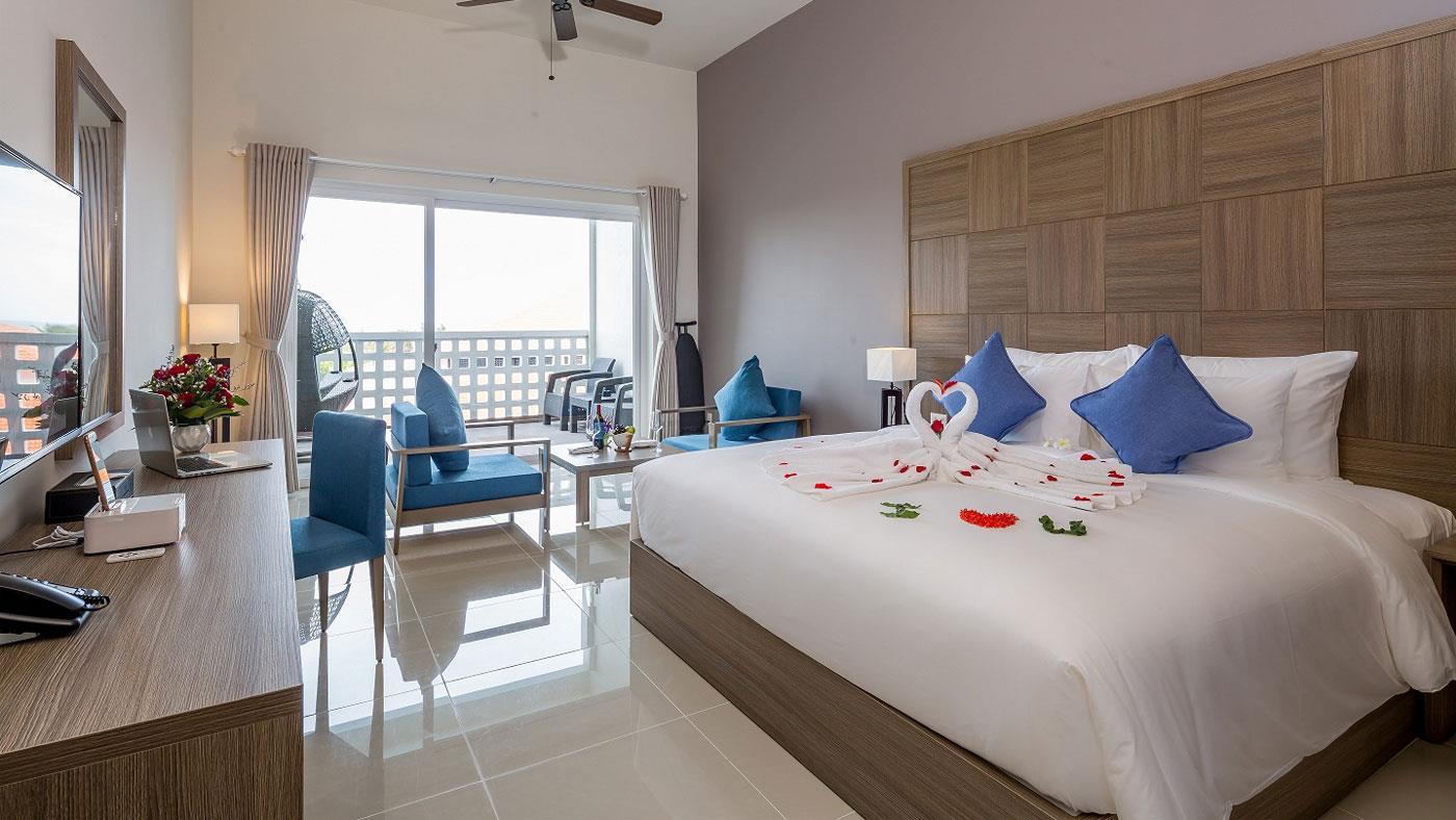 Grandvrio Ocean resort da nang