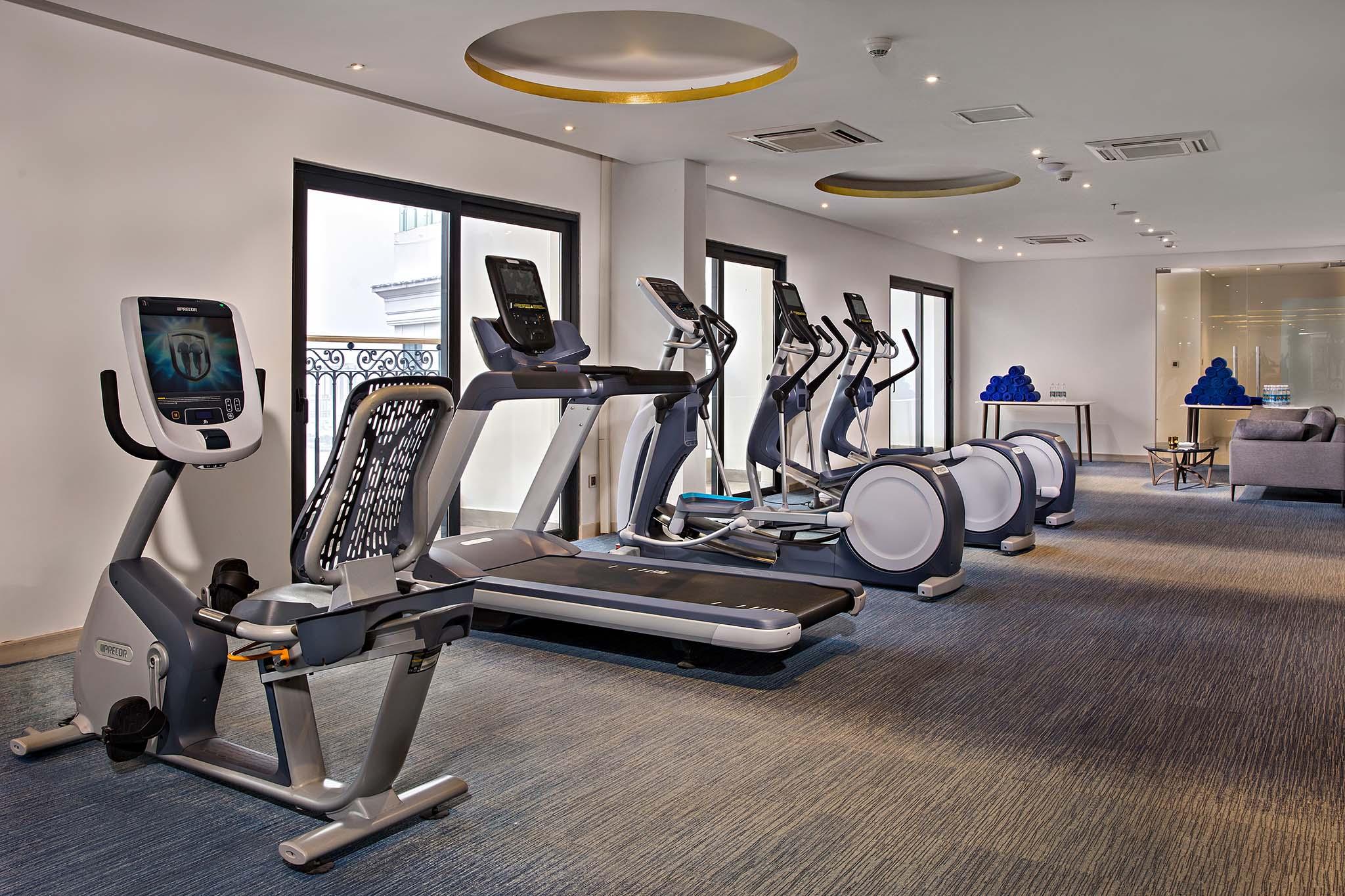 Gym & Fitness Danang Golden Bay Hotel