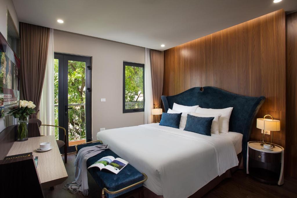 Hanoi L'Heritage Diamond Hotel & Spa 2 - mydestinary