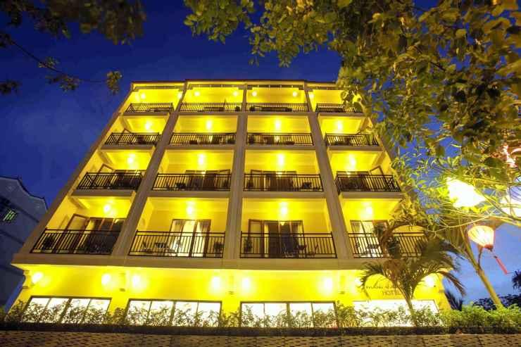 Khách sạn Vườn Hồng Hội An 3sao