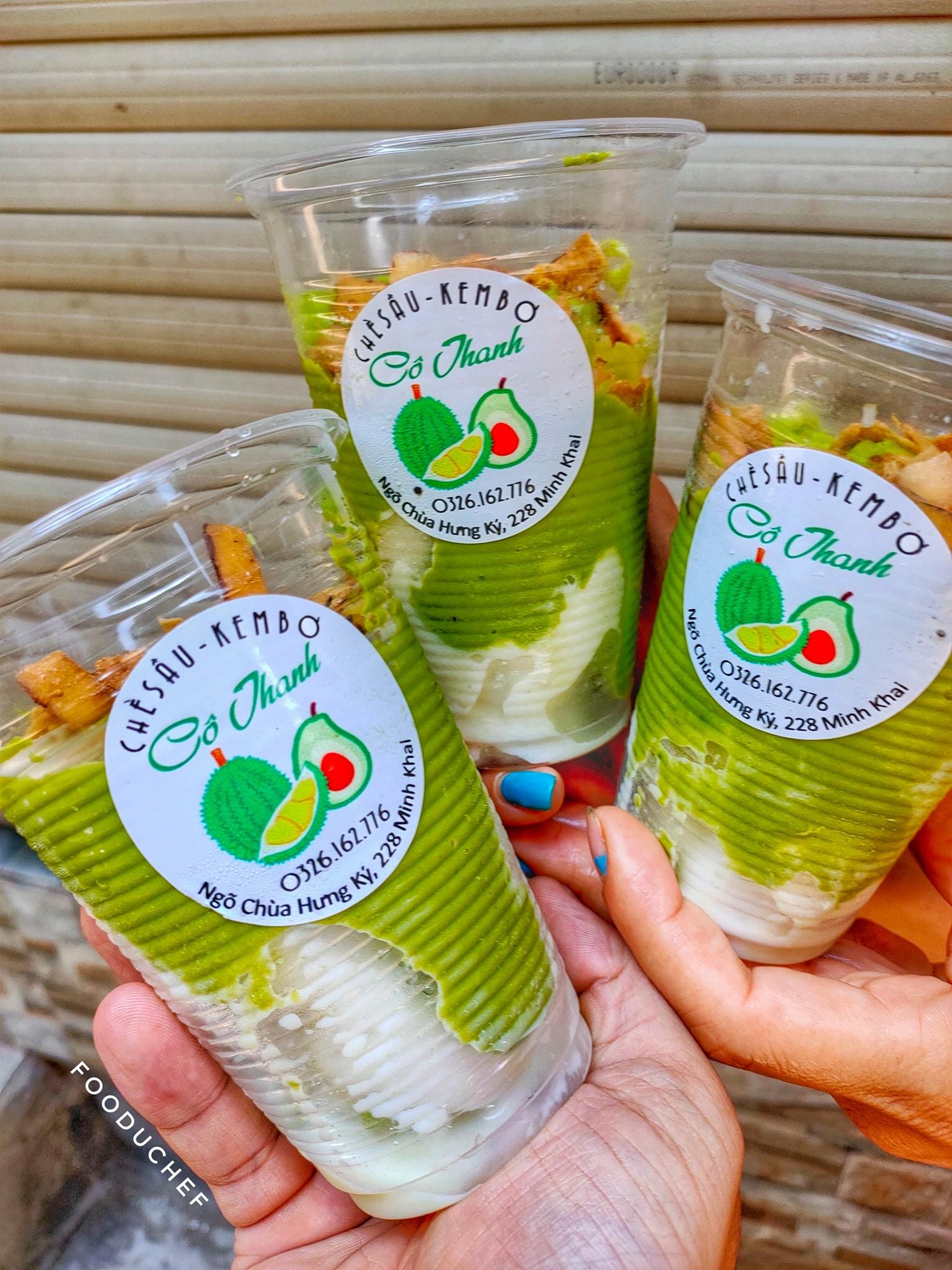 Kem bo co Thanh Minh Khai