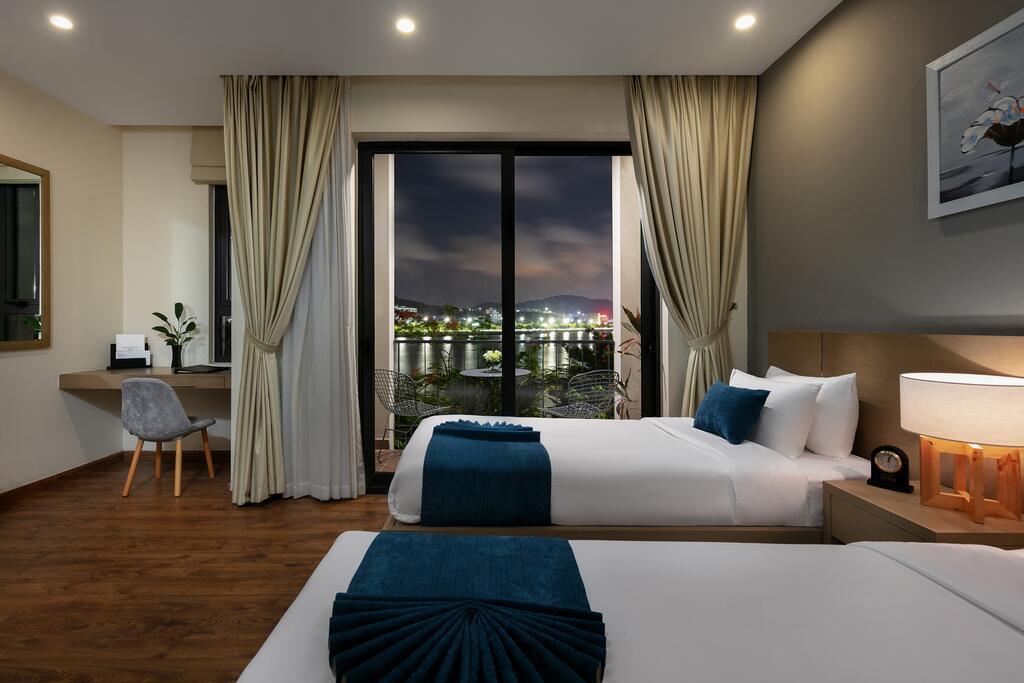 phong nghi La Batisse Resort Hạ Long