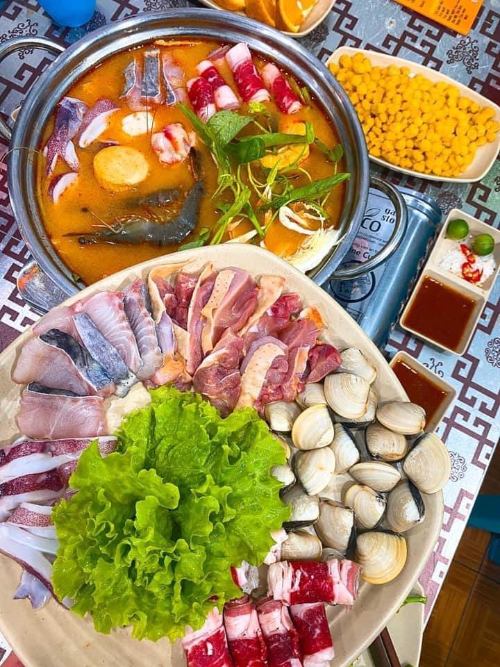 Lau thai Huong