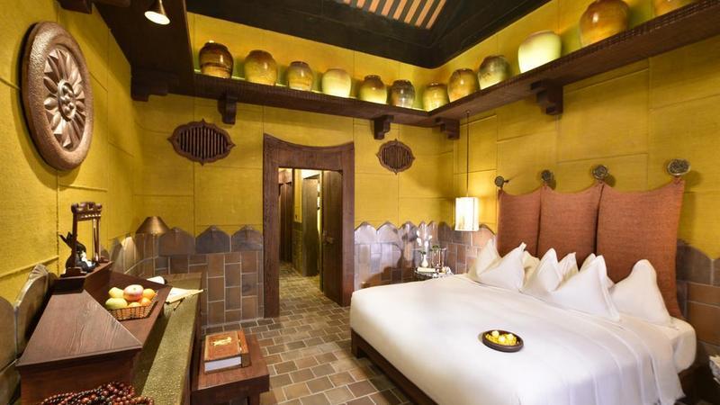 phong nghi Legacy Yen Tu - Mgallery Resort quang ninh