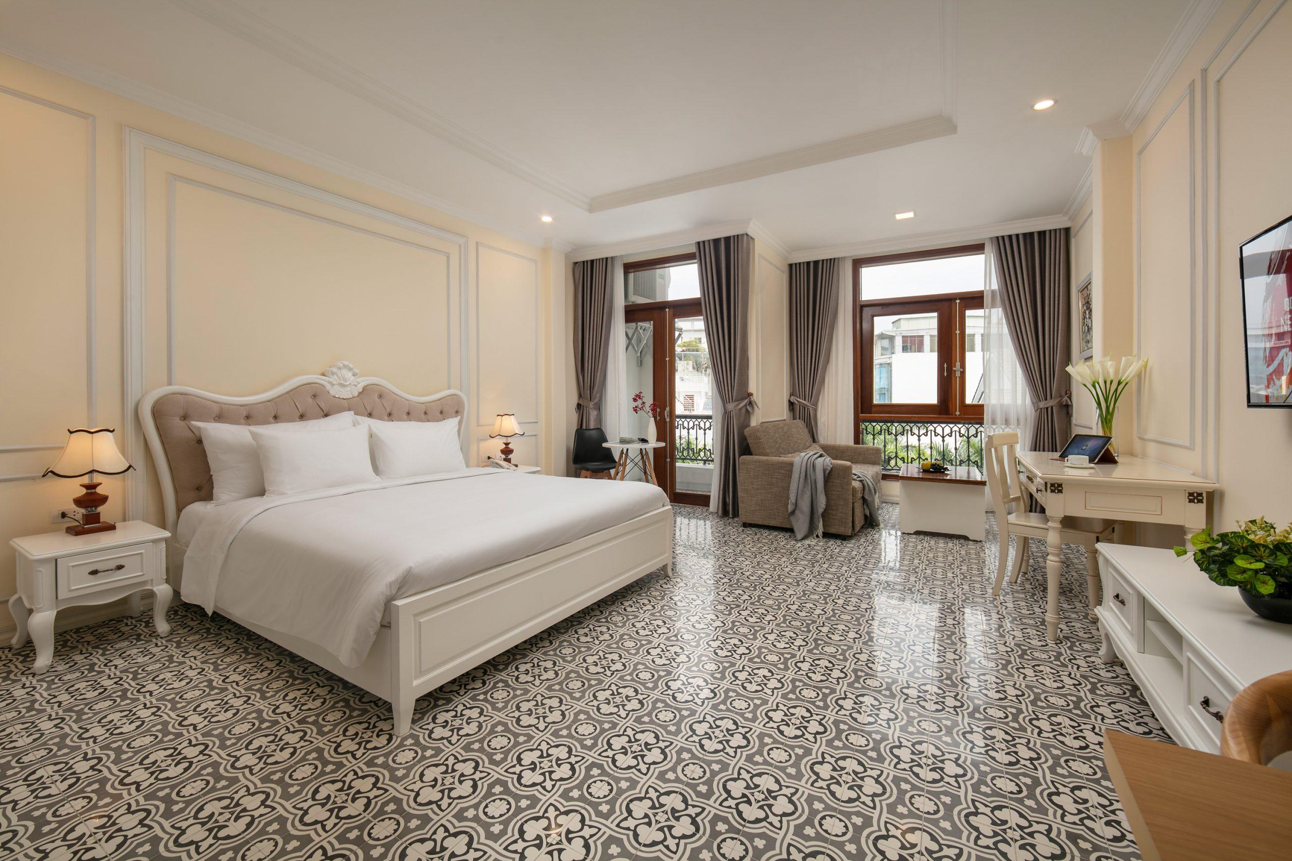 Khách sạn Libra Residence
