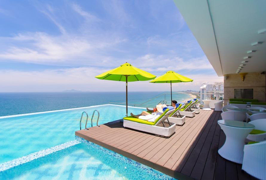 Mandila Beach Hotel duong vo nguyen giap 1