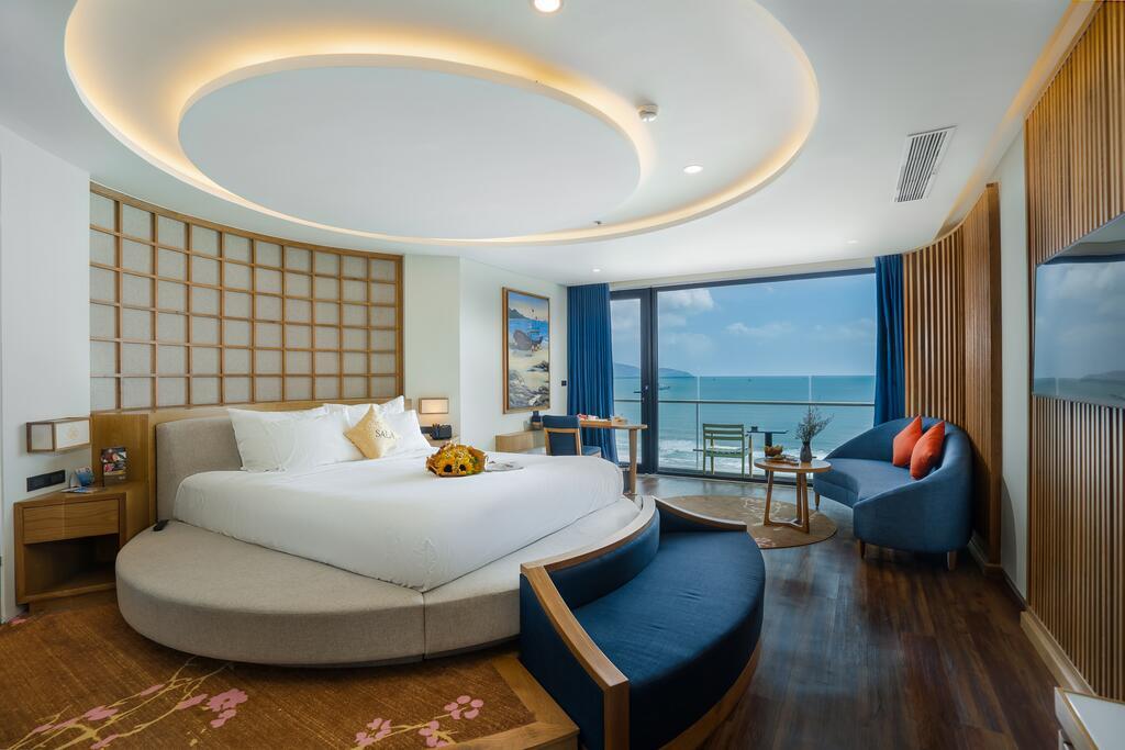 Sala Danang Beach Hotel du lich da nang 5 ngay 4 dem
