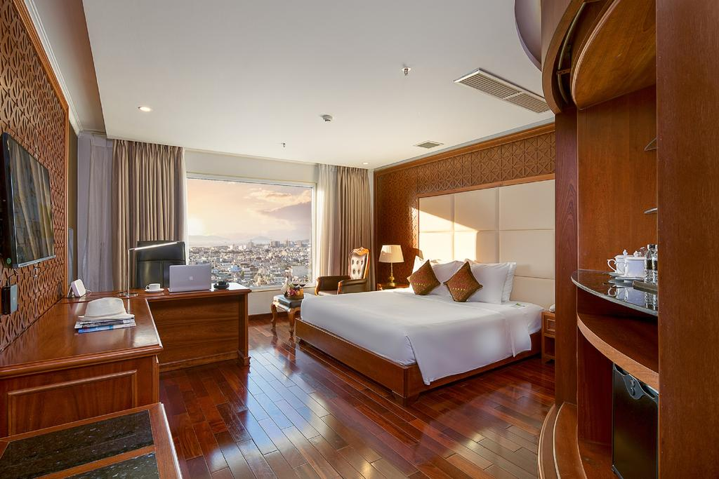 Samdi Hotel khach san trung tam thanh pho da nang