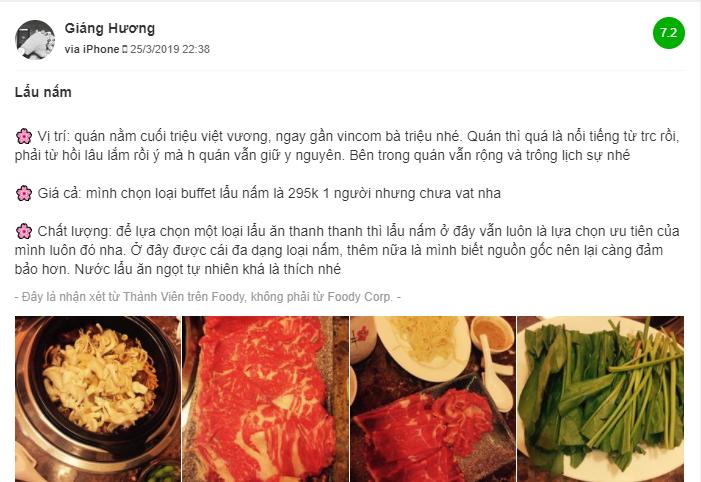 Lau nam Ashima Trieu Viet Vuong nhan duoc nhieu danh gia cao