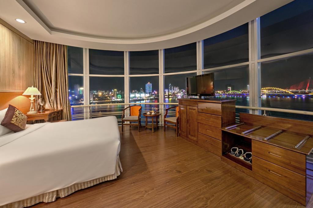 Sun River Hotel - khach san trung tam thanh pho da nang