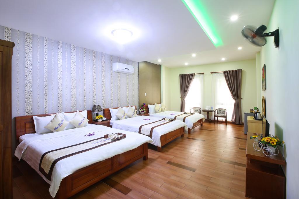 Thanh Hoang Chau Hotel - khach san trung tam thanh pho da nang
