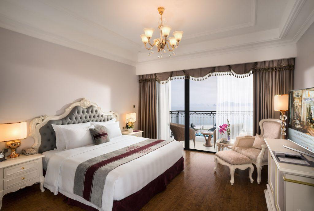 phong nghi Vinpearl Resort Quảng Ninh