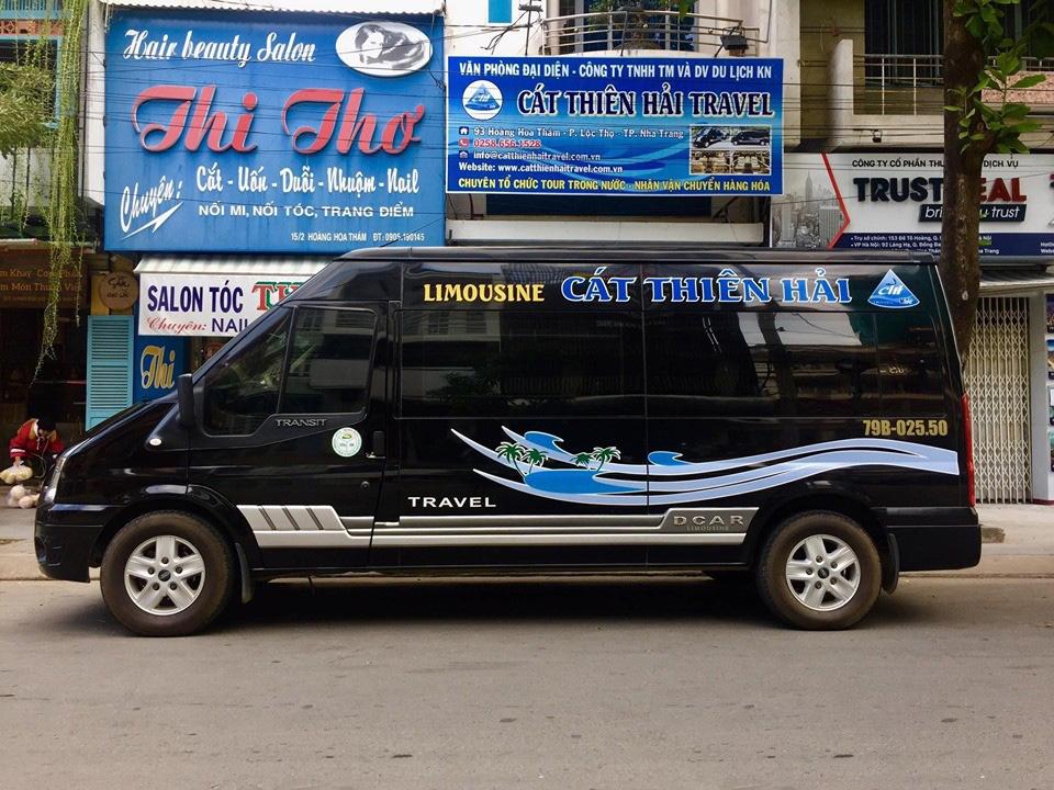Cát Thiên Hải - Xe Nha Trang Quy Nhon