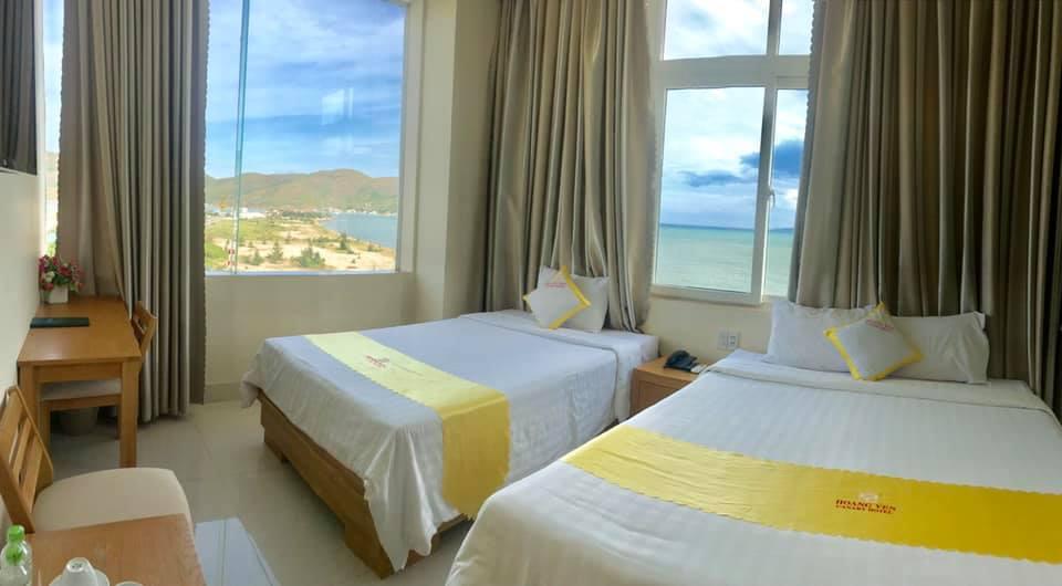 Khách sạn Hoàng Yến Carany - Lựa chọn nghỉ dưỡng của nhiều khách