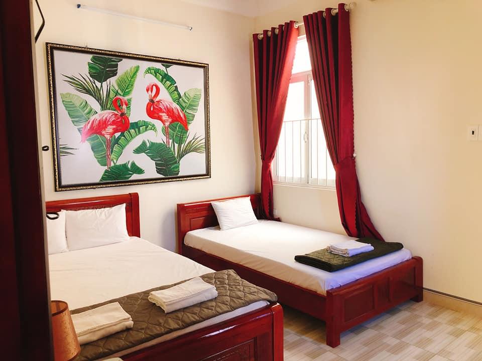Khách sạn Lavender mang đến du khách nhiều tiện nghi