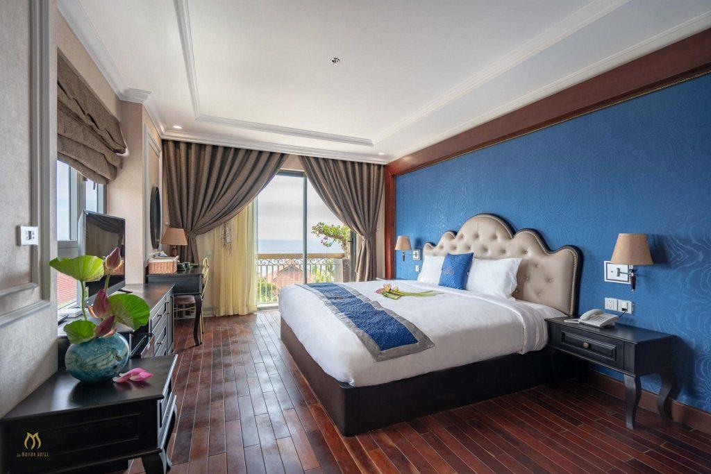 Khách sạn La Maison Boutique Hotel Quy Nhơn 3 sao thiết kế đẹp