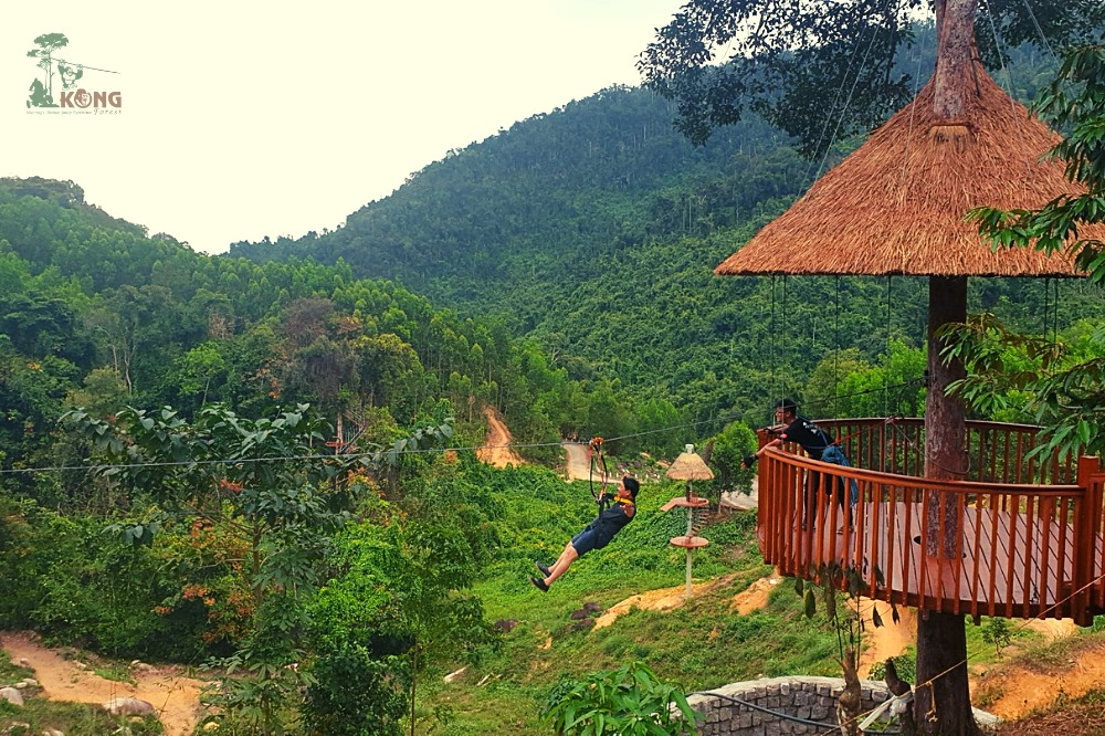 khung canh Kong Forest 1